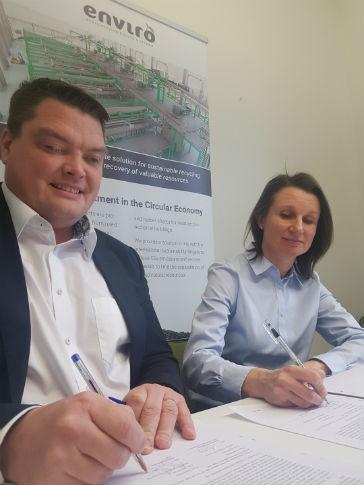 Thomas Sörensson and Anastassia Manuilova