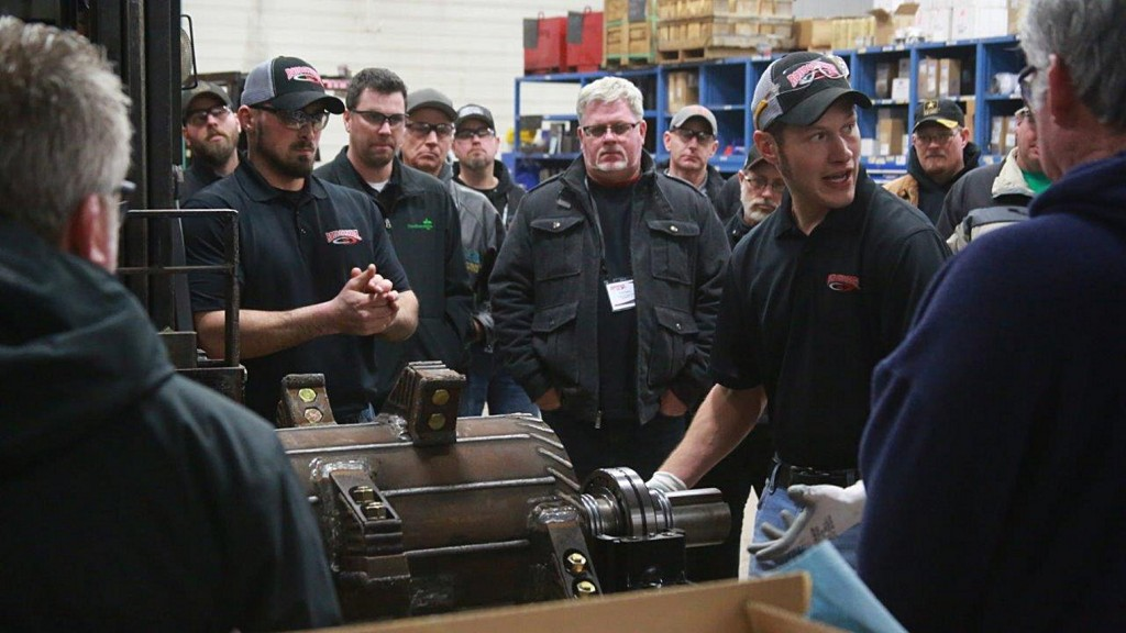​Rotochopper University attracts machine owners from across North America