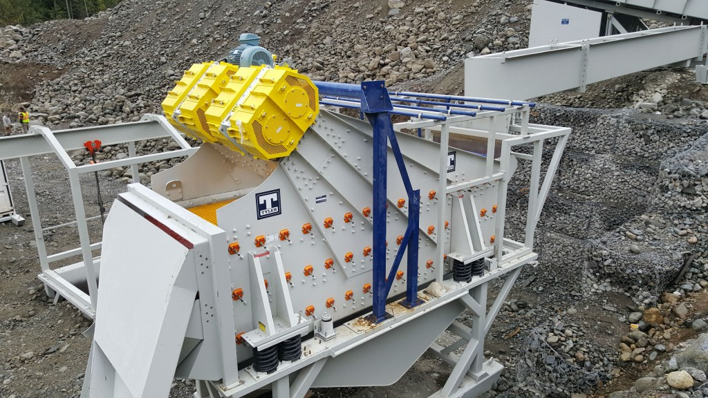 Haver & Boecker now offers three angle-box designs for different vibrating screen setups.