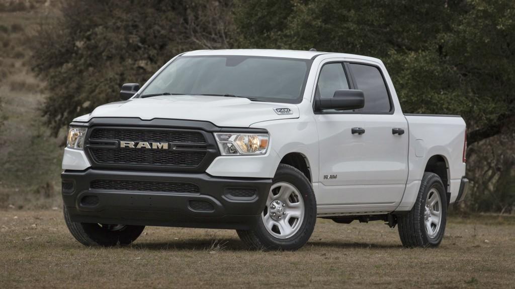 Ram reveals 1500 Tradesman model pickup