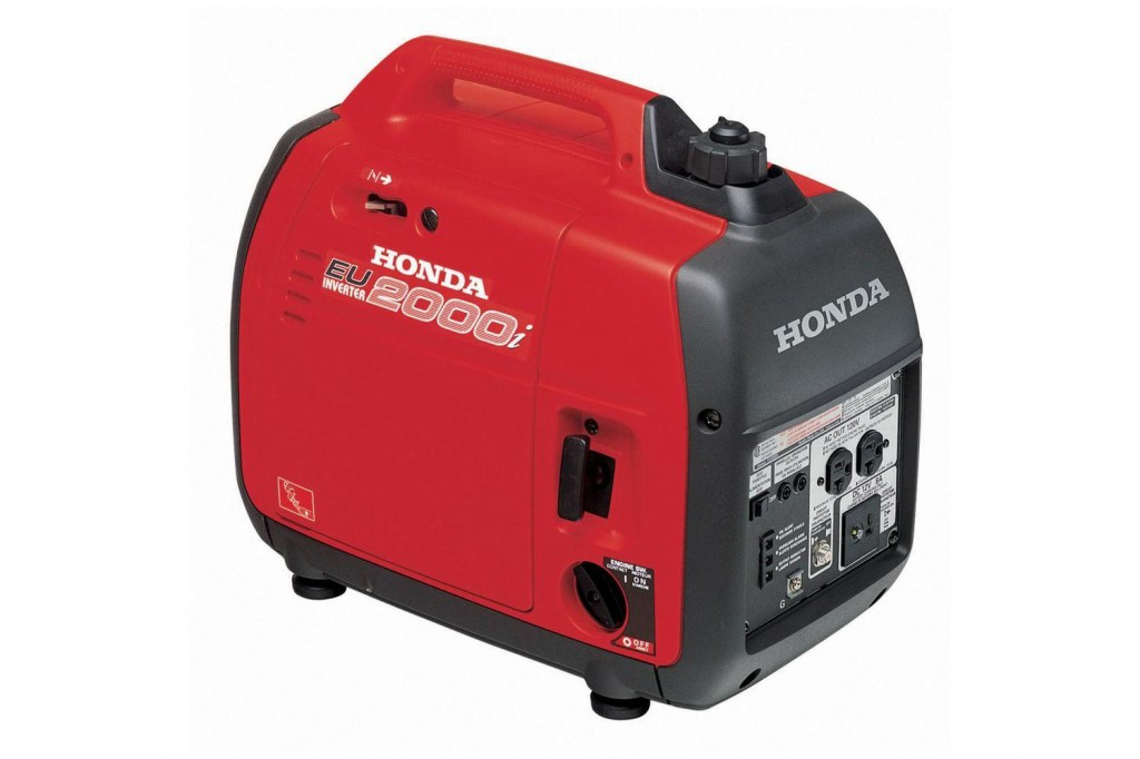 Honda Power Equipment - Ultra-Quiet 2000i™ Generators