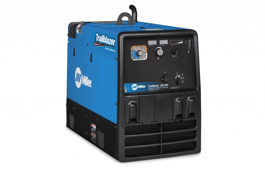 Miller Electric Mfg. LLC. - Trailblazer® 325 (Kohler) EFI w/ GFCI, Excel™ Power & ArcReach® Welding