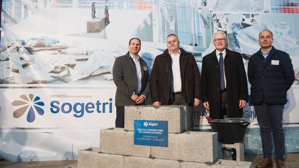 ZenRobotics' latest technology to play central role at new, fully automated sorting centre in Geneva