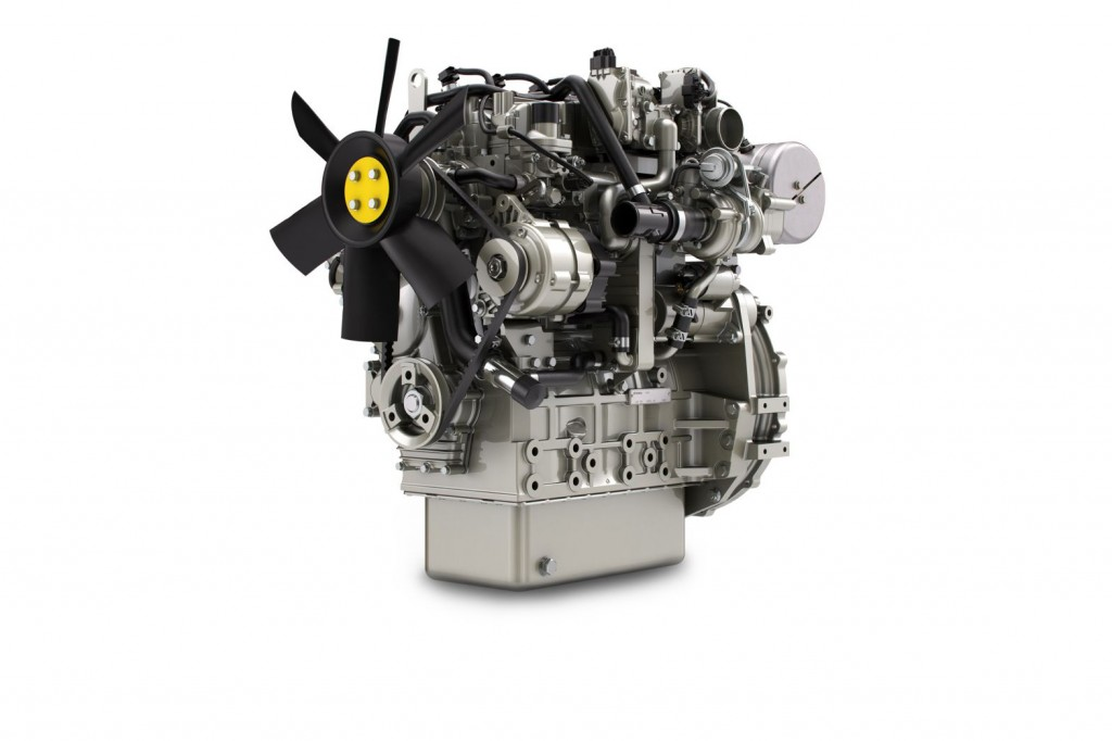 Perkins Engines Company Limited - Perkins Syncro 1.7 litre Diesel Engines