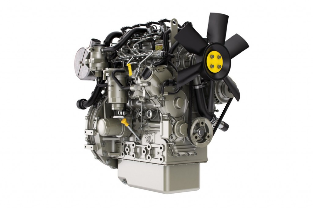 Perkins Engines Company Limited - Perkins Syncro 2.2 litre Diesel Engines