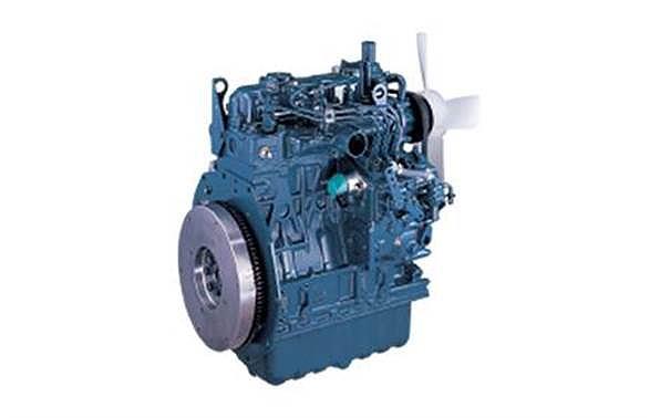 Kubota Engine America Corporation - D1005-E4BG Diesel Engines