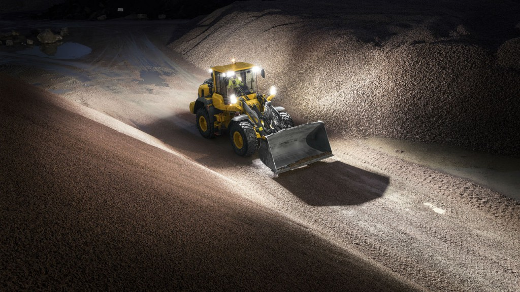 Offering up to 20 percent greater fuel efficiency, added versatility and lower lifetime operating costs, Volvo's new L90H, featuring H-Series 2.0 updates, is a multi-talented powerhouse.
