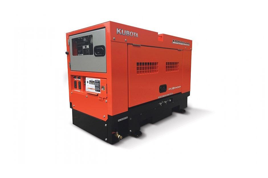 Kubota Engine America Corporation - Lowboy Pro GL14000 Generators