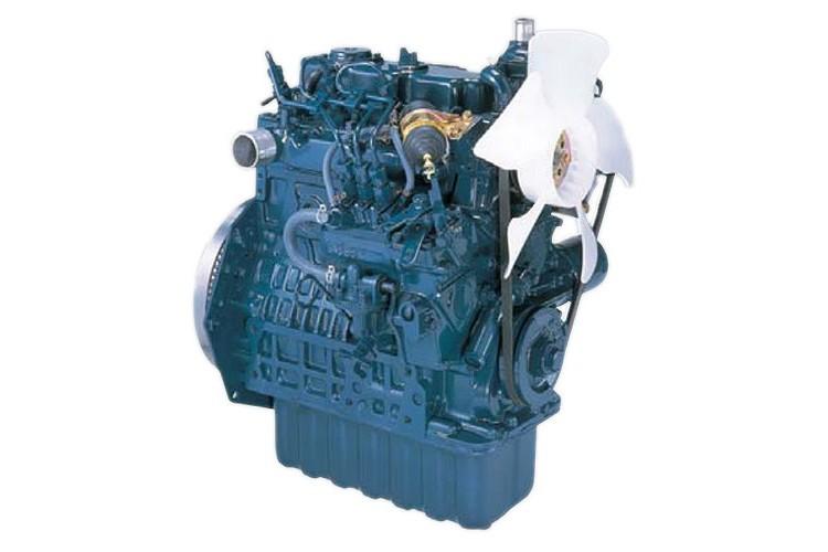 Kubota Engine America Corporation - D902-E4B Diesel Engines