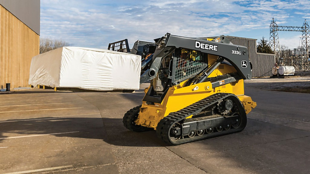 Deere adds durability with pallet fork redesign