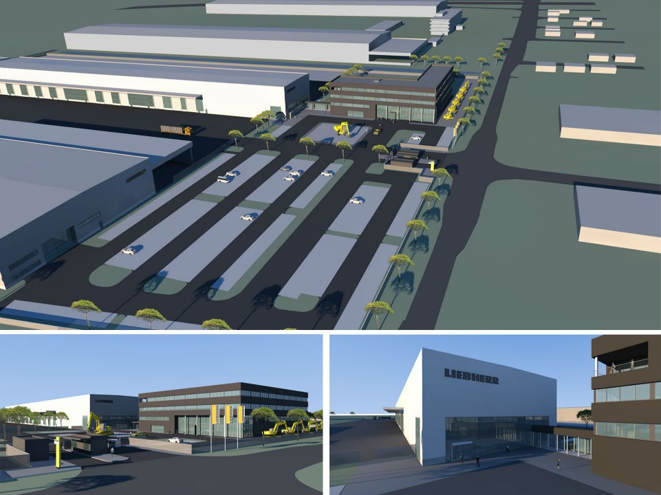 Liebherr to invest $45 million at its Newport News facility