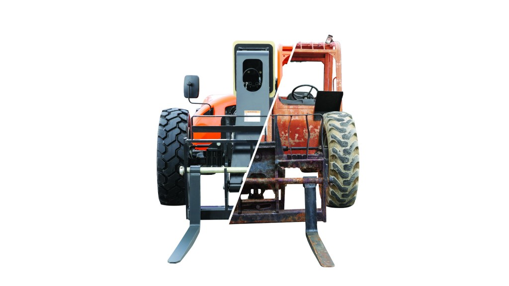 Reconditioned equipment: the right option for your fleet?