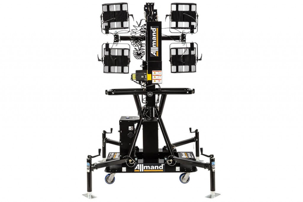Allmand Bros. Inc. - Night-Lite E-Series Light Towers