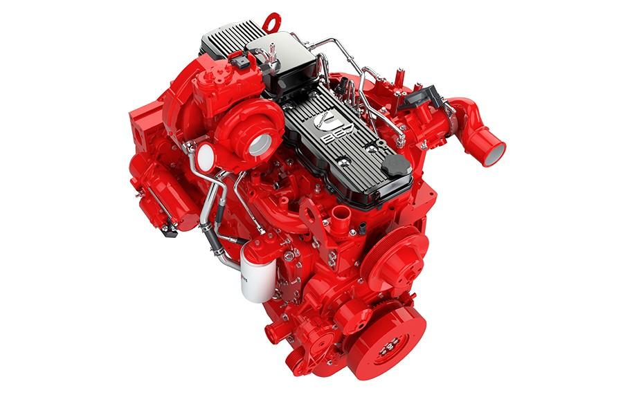 Cummins Inc. - B6.7 (Stage V) for 2019 Diesel Engines