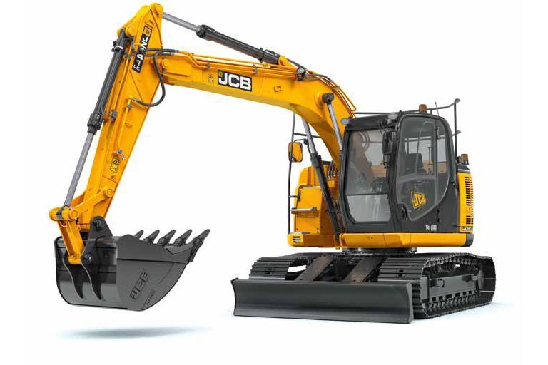 JCB - JZ141 Excavators