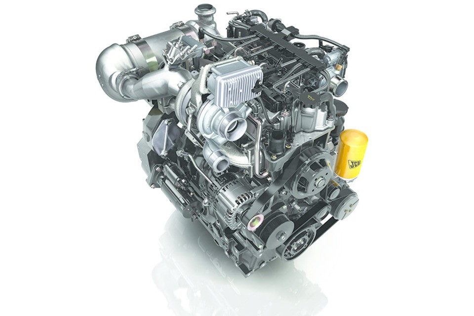 JCB - JCB EcoMAX T4F Diesel Engines