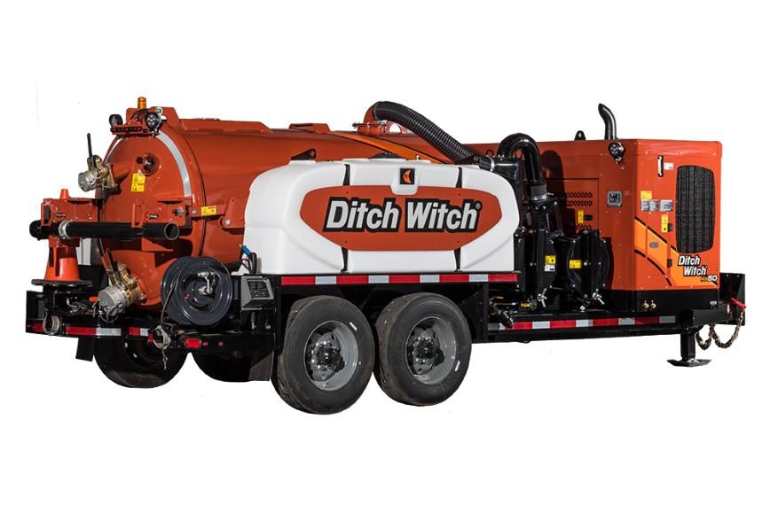 Ditch Witch - HX50 Vacuum Excavators