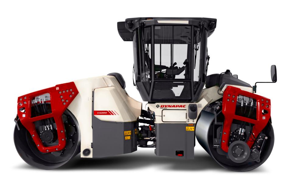 Dynapac North America LLC. - CO4200 VI Tandem Asphalt Rollers