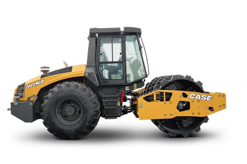 CASE Construction Equipment - SV216D Soil Compactors
