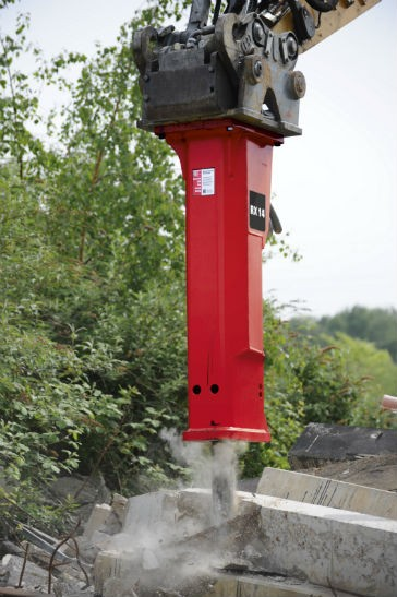 Epiroc adds Chicago Pneumatic excavator attachments to product line