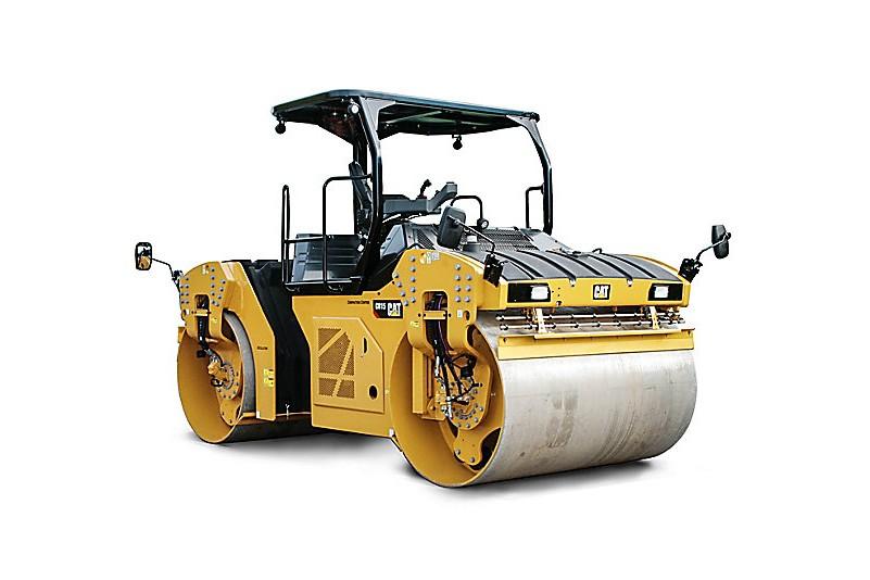 Caterpillar Inc. - CB15 Compactors