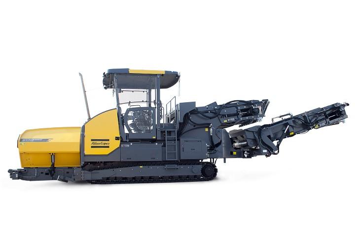 Dynapac North America LLC. - MF2500CS Material Transfer Vehicles