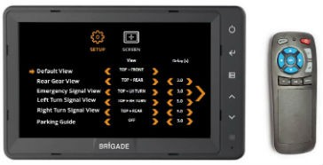Brigade's Backeye 360 BN360-200 has the new benefit of customizable software.