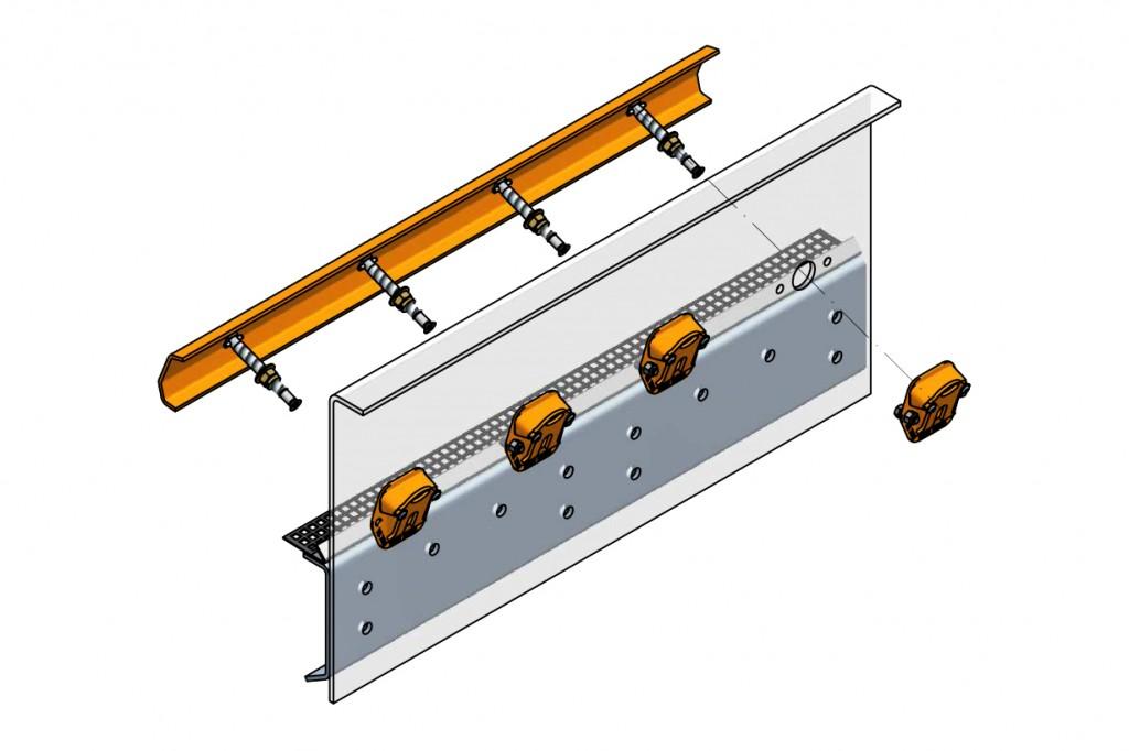 Haver & Boecker Niagara - Ty-Rail™ Mobile Screens