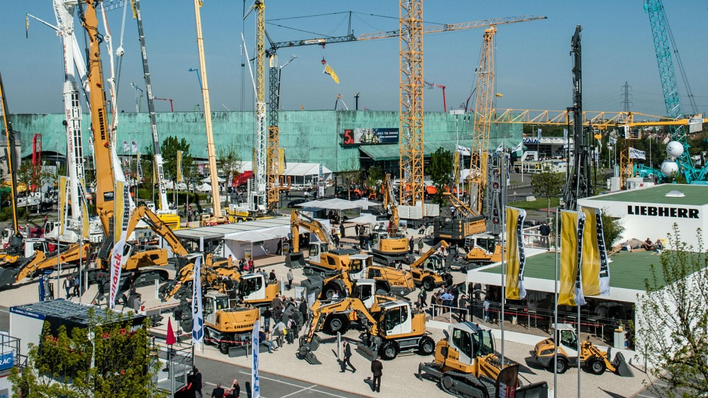 The Liebherr Group will present a cross-section of the latest construction machine technology at Intermat 2018.