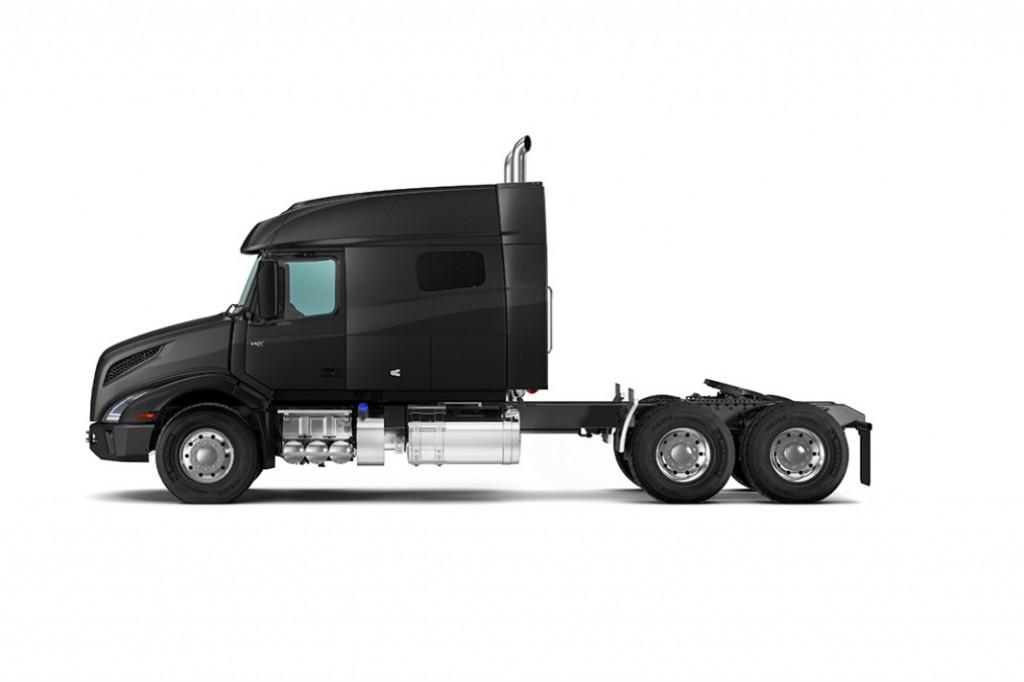 Volvo Trucks North America - VNX 740 On Highway Trucks