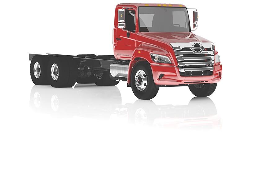 Hino Motors Canada Ltd - XL Series On Highway Trucks