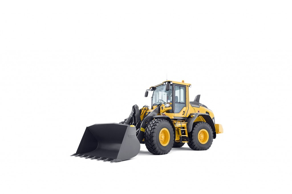Volvo Construction Equipment - L60H Wheel Loaders