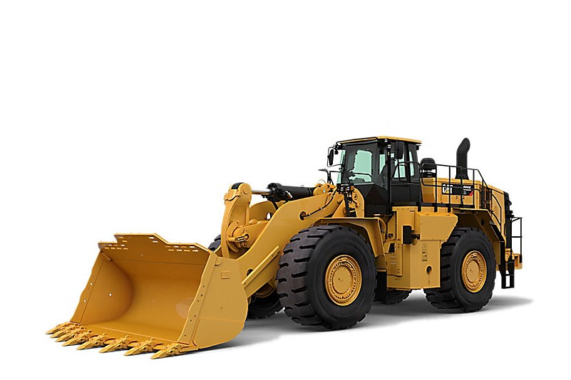 Caterpillar Inc. - 988K XE Wheel Loaders