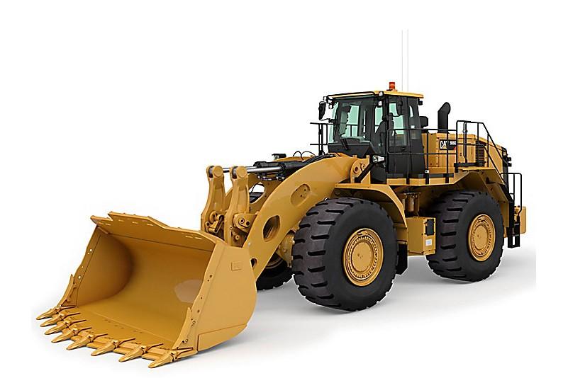 Caterpillar Inc. - 986K Wheel Loaders