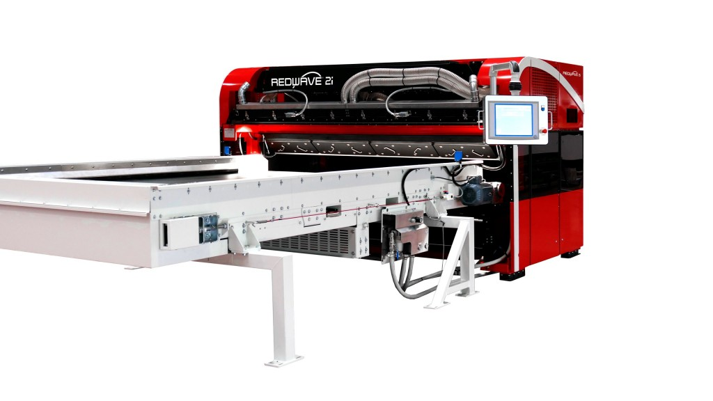 REDWAVE 2i to be introduced at IFAT 2018