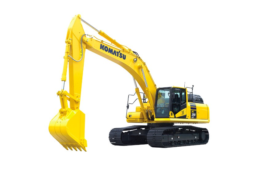 Komatsu America Corp. - PC390LCi-11 Excavators
