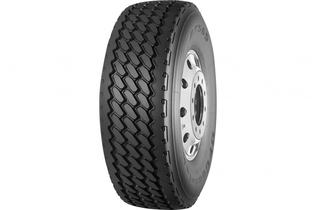 Michelin Canada - ST565™ Wide Base Tires