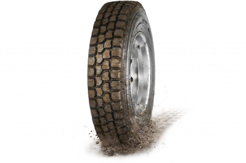 Michelin - Cross Control D Tires