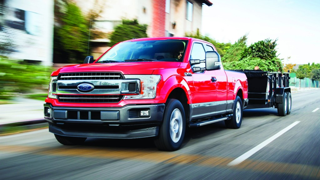Ford introduces first-ever power stroke F-15O