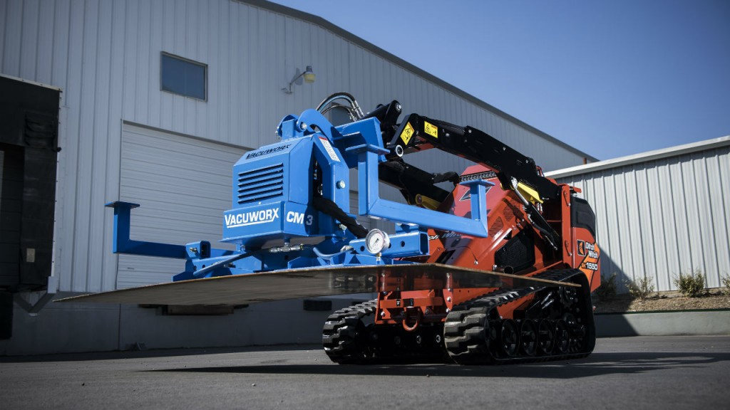 Ditch Witch partners with Vacuworx