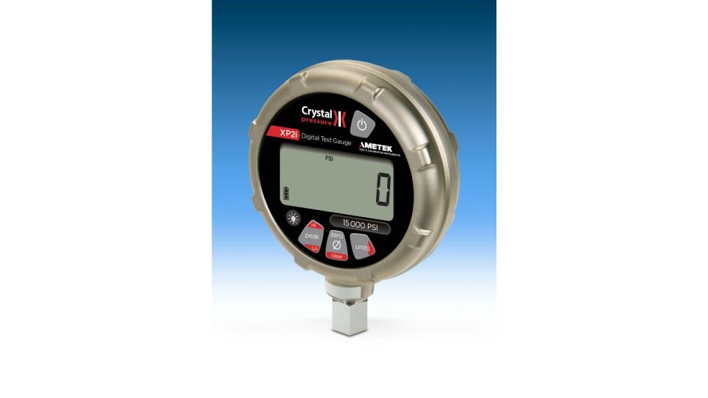 New Additions To Popular Crystal Engineering Pressure Gauge Line Oil Gas Product News