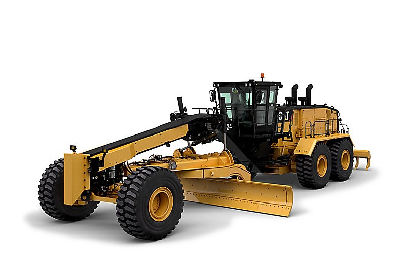 Caterpillar Inc. - 24 (2018) Motor Graders
