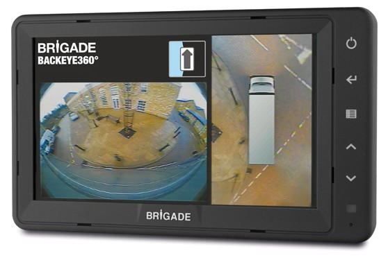 Brigade Electronics Inc. - Backeye®360 Object Detection Systems