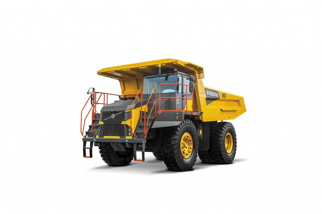 Volvo Construction Equipment - R45D Rigid Haulers
