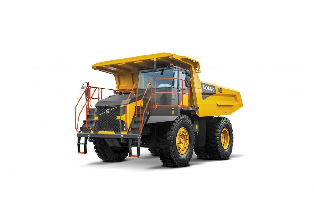 Volvo Construction Equipment - R60D Rigid Haulers