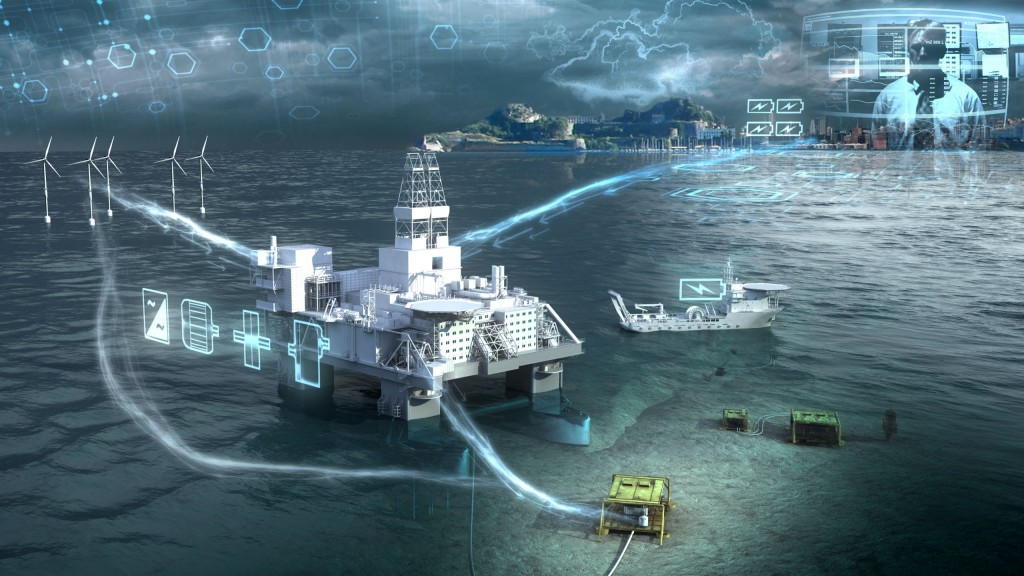 Siemens takes on offshore energy storage with BlueVault system