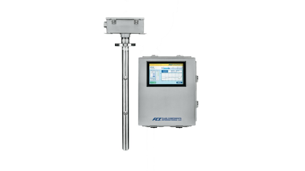 FCI flow meters aid in pollution monitoring efforts