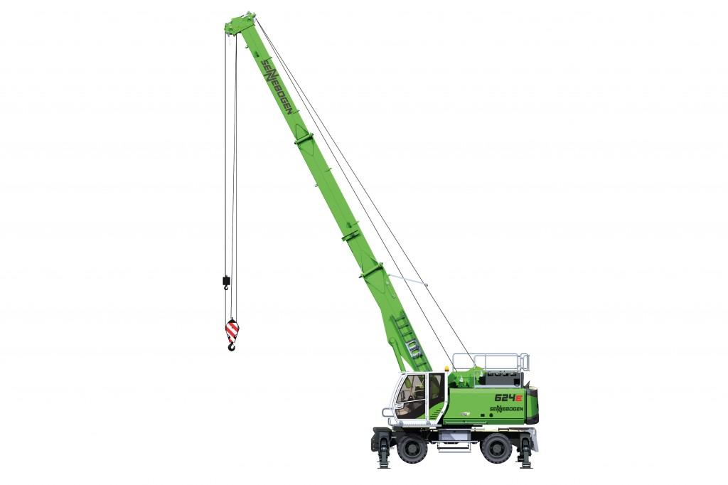 SENNEBOGEN LLC - 624 HD Crawler Crawler Cranes