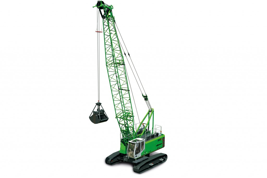 SENNEBOGEN LLC - 6140 HD Crawler Crawler Cranes