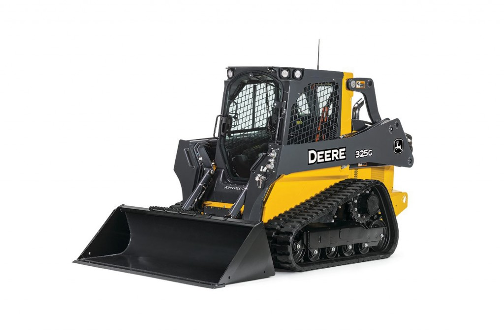 John Deere Construction & Forestry - 325G Compact Track Loaders